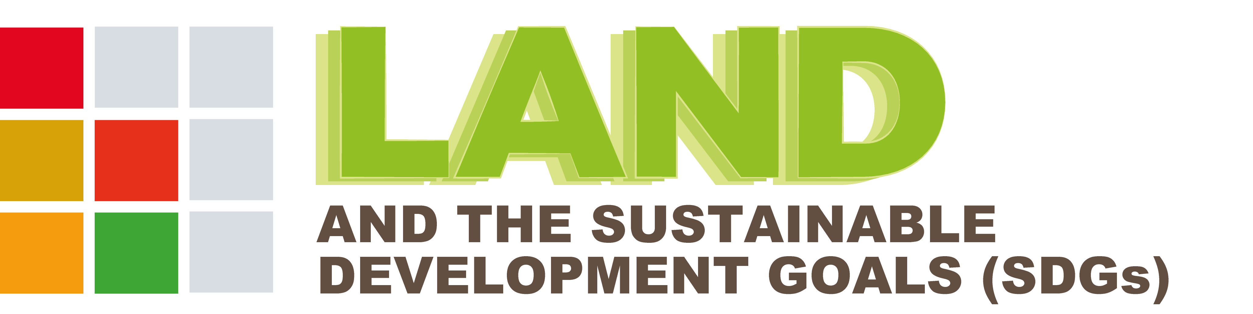 Land and the Sustainable Development Goals (SDGs)