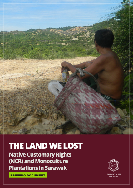 The Land We Lost Briefing Document