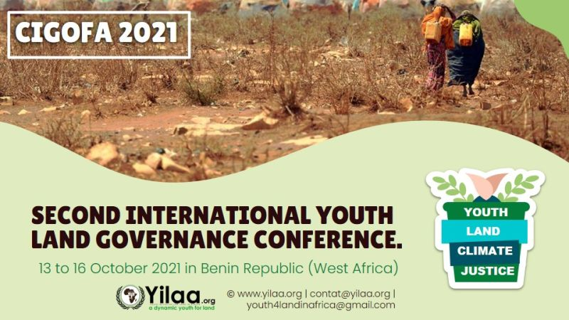 Second International Youth Land Governance Conference In Africa
