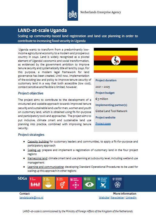 LAND-at-scale Uganda cover image