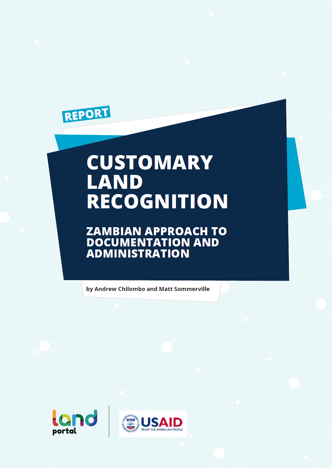Customary Land Recognition in Zambia