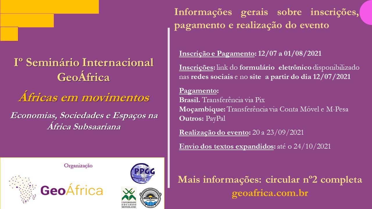 Fonte: GeoAfrica