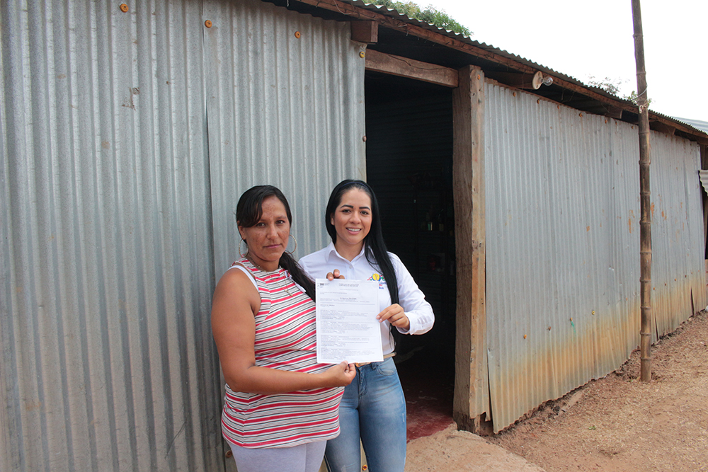 puerto lopez, meta, colombia, land titles, land rights, property issues, conflict, usaid, usaid transforms