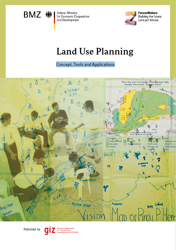 Land Use Planning Cover