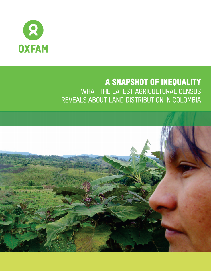 A Snapshot of Inequality cover image