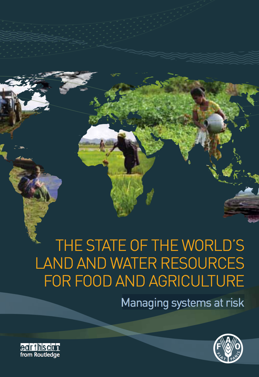 The State of the World's Land and Water Resources for Food and Agriculture cover image