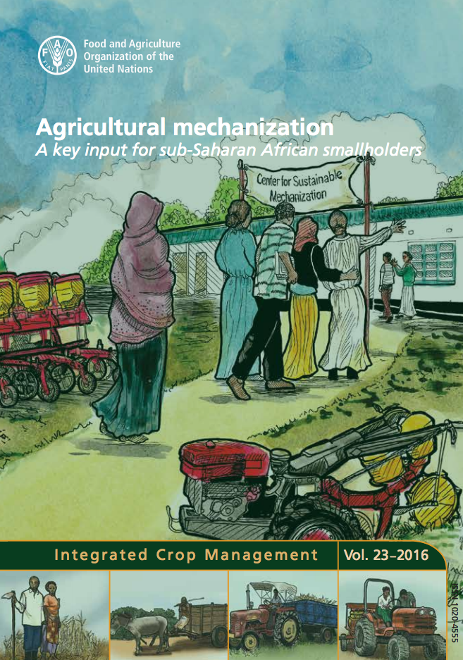Agricultural mechanization: A key input for sub-Saharan Africa smallholders cover image