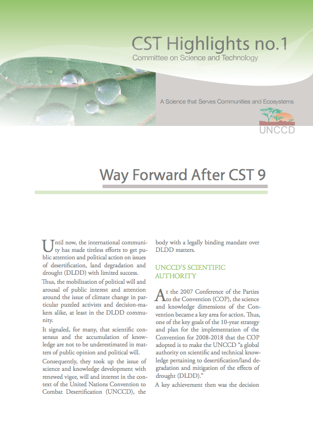Way Forward After CST 9 cover image