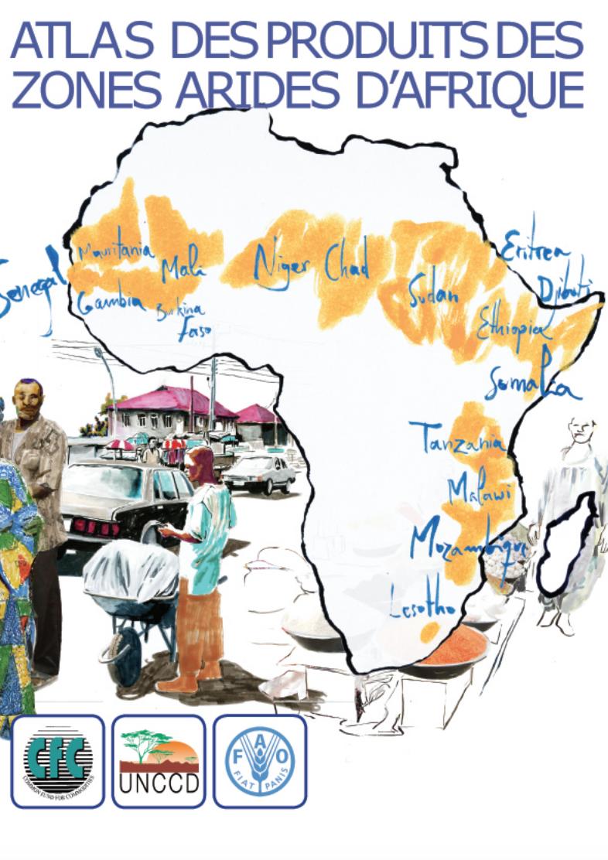 Atlas des Produits des Zones Arides d'Afrique cover image