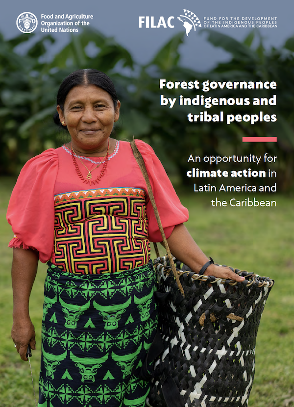 Forest governance by indigenous and tribal peoples