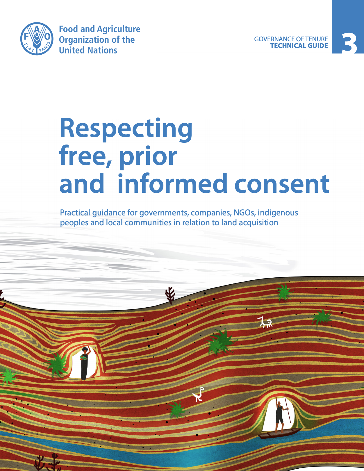 Respecting free, prior and informed consent cover image