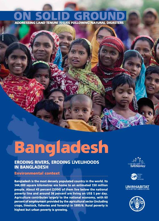Eroding Rivers, Eroding Livelihoods in Bangladesh