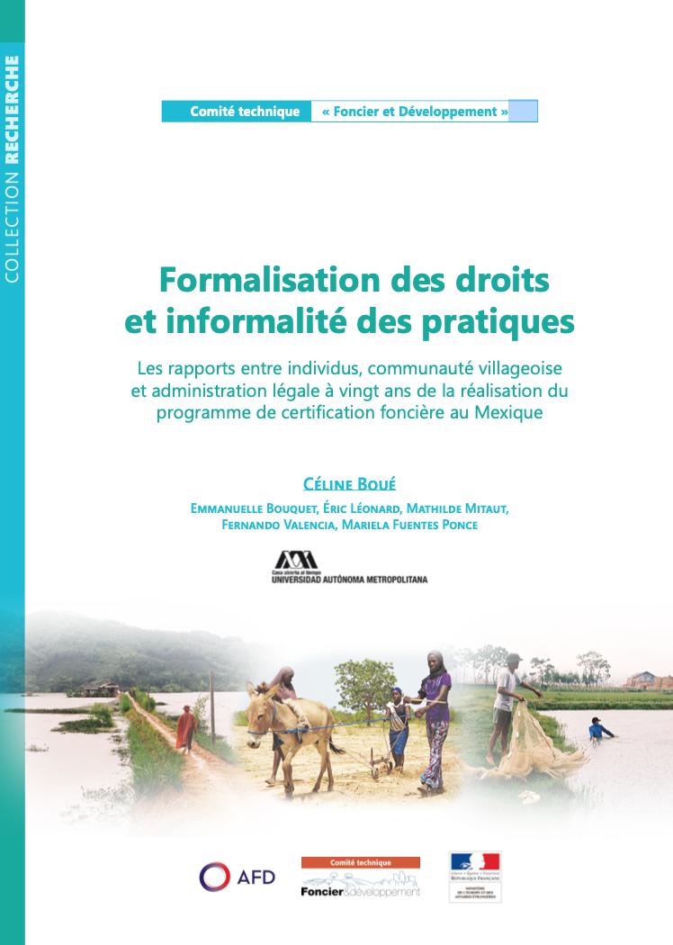 Formalisation des droits et informalité des pratiques