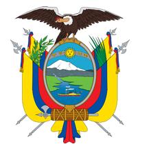 Ecuador Emblem