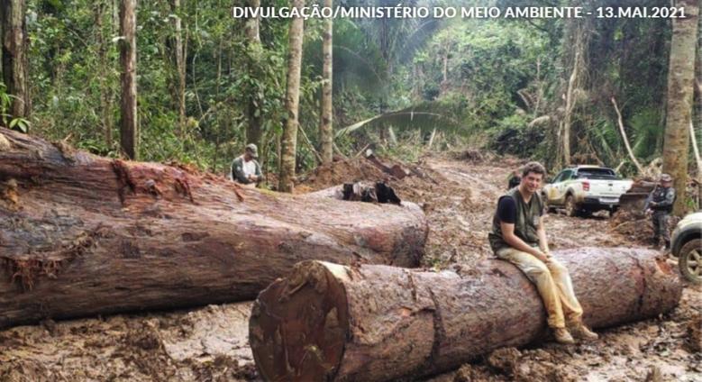 Fonte: Ministerio do Meio Ambiente