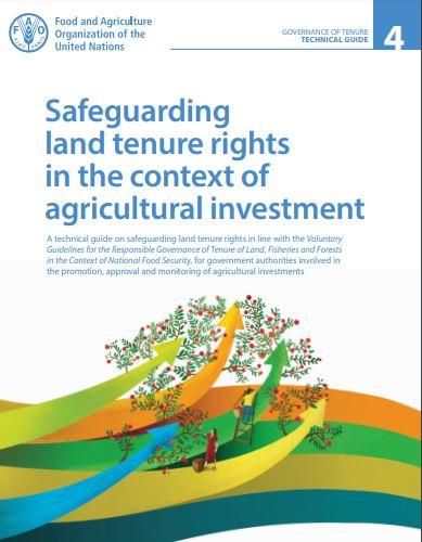 fao land tenure