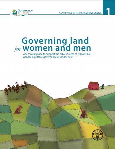governing land