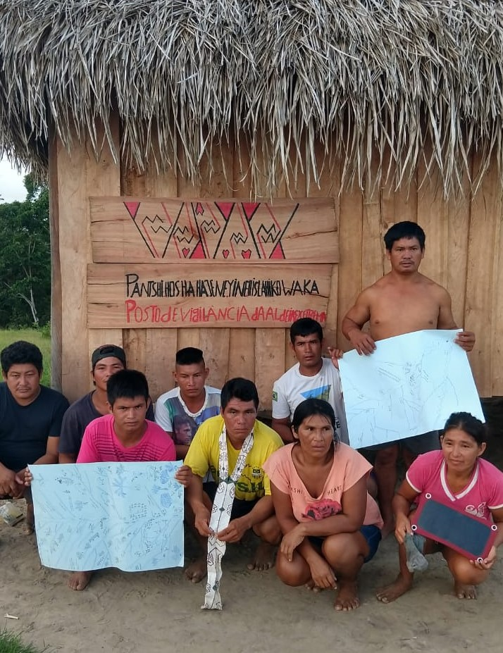Foto: Equipe Manxineru de monitoramento