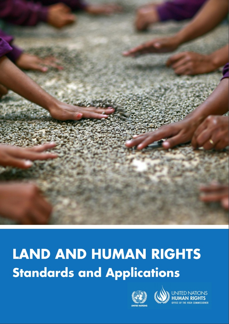 Land Human Rights Standards and Applications
