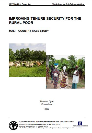 mali country case study