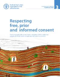 Respecting free, prior and informed consent