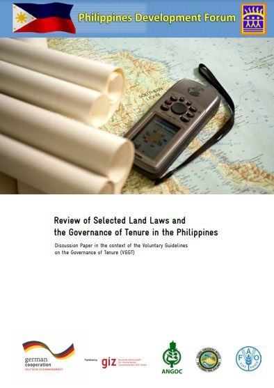 review of selected land law