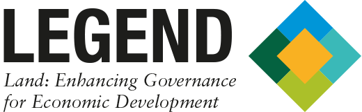 Land: Enhancing Governance for Economic Development (LEGEND)