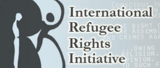 International Refugee Rights Initiative logo