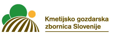 Chamber of Agriculture and Forestry of Slovenia logo