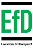 Environment for Development logo