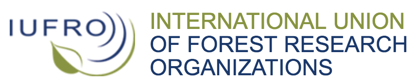 International Union of Forestry Research Organizations logo