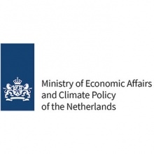 Ministry of Economic Affairs and Climate Policy logo