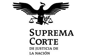 La Suprema Corte de Justicia de la Nación (México) logo
