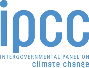 Intergovernmental Panel on Climate Change logo