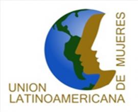 Unión Latinoamericana de Mujeres logo