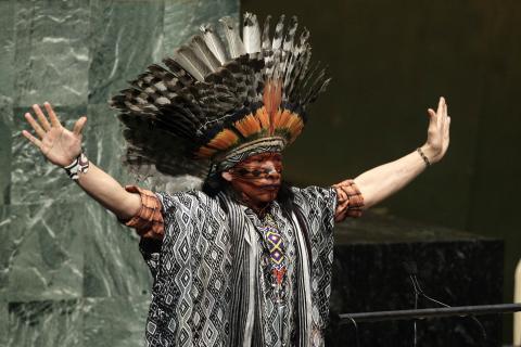 indigenous peoples un