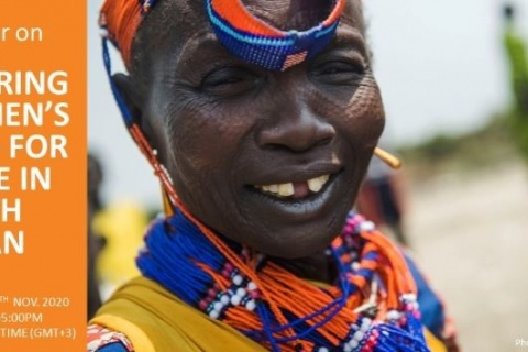 Securing Women's Land for Peace in South Sudan