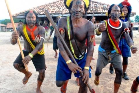 Foto: Ederson de Oliveira / portal Associação Indígena Porekrô
