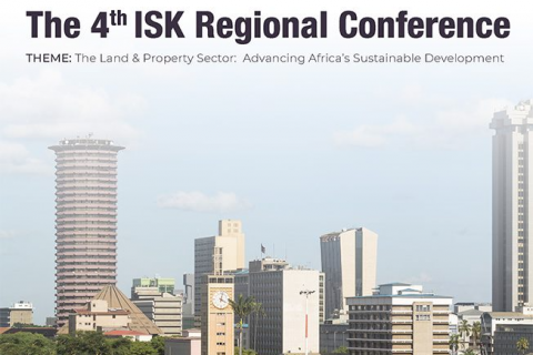 4th Institution of Surveyors of Kenya (ISK) Regional Conference
