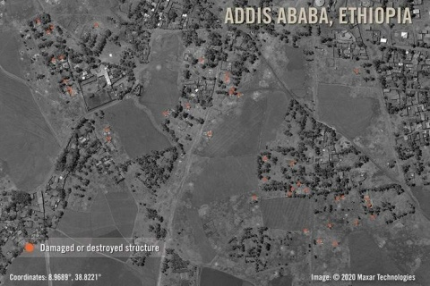 Ethiopia urban