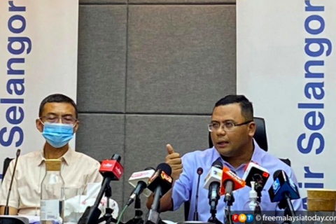 Selangor govt instructs factory behind water pollution to vacate land