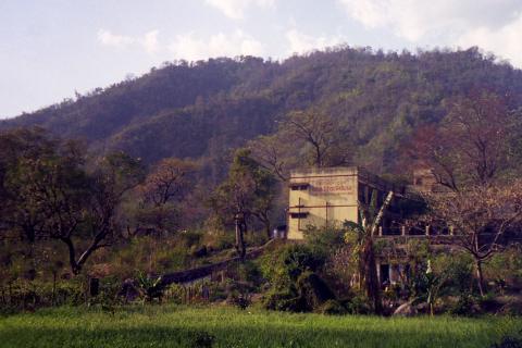 india ashram