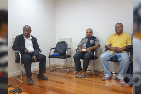 CPS & ICRAF support opposition to sand mine