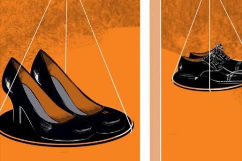 Gender Equality Image: STAR ILLUSTRATED: