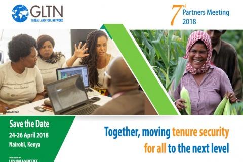 Global Land Tool Network (GLTN) Partners Meeting