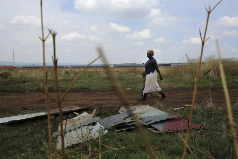 Participatory community mapping and community land protection can yield tangible results for poor and vulnerable populations. Reuters/Siphiwe Sibeko