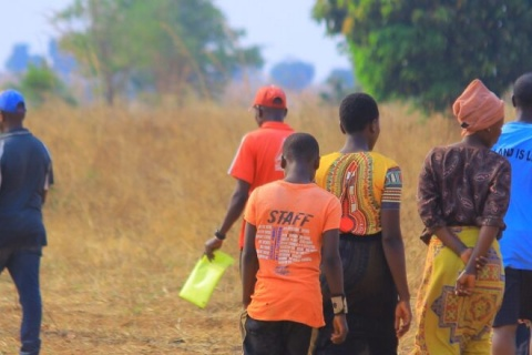 Different forms of GBV are linked to land documentation, including economic violence such as a denial of land access, ownership, and inheritance rights, forced displacement, and property grabbing. Banner Photo credit CLEMENT CHIRWA – TETRA TECH