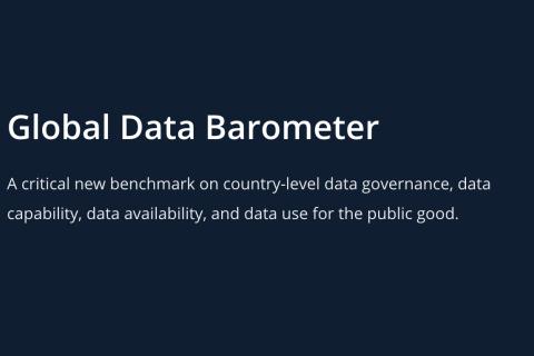 Global Data Barometer
