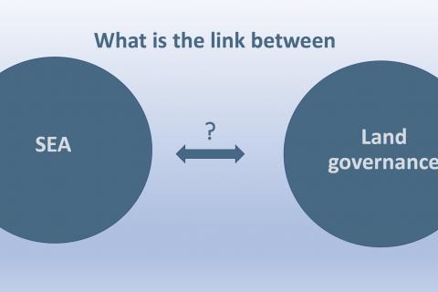 SEA and land governance