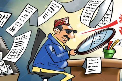 Document forgery on the rise leads to Nepal's international repute on the decline